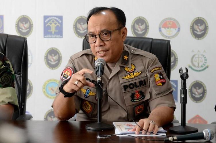 Polisi Tangkap Ketua Komite Nasional Papua Barat