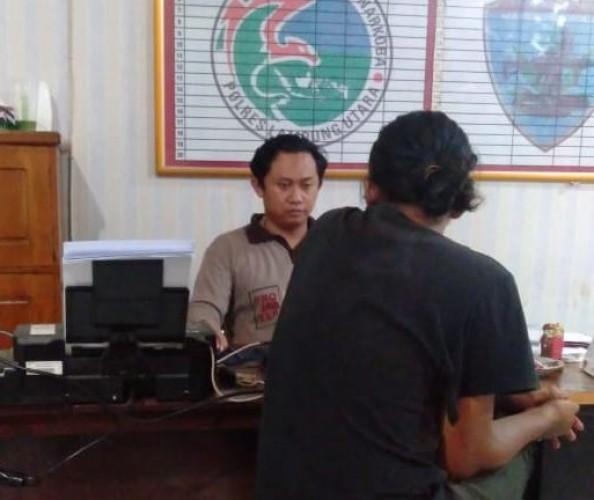 Polisi Tangkap Montir di Kotabumi Usai Transaksi Sabu