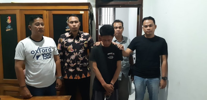 Polisi Tangkap Pelaku Begal di Lampung Utara