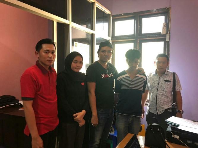 Polisi Tangkap Pelaku Cabul di Lampung Utara