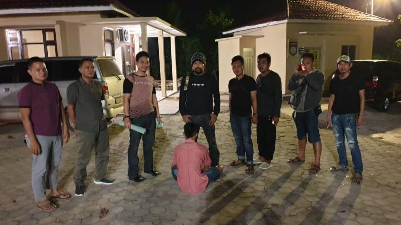 Polisi Tangkap Pelaku Jambret di Tulangbawang Tengah