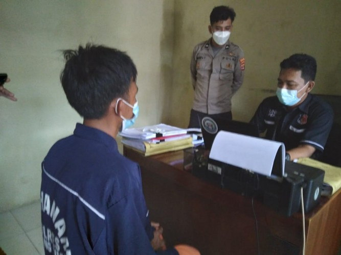 Polisi Tangkap Pelaku Percobaan Perkosaan di Lamtim