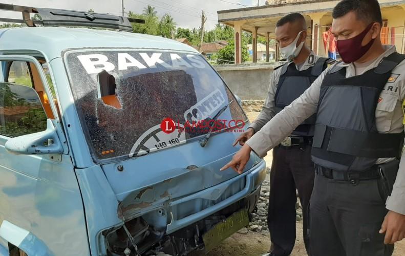 Polisi Tangkap Pembacok Rekan Sesama Supir di Talangpadang