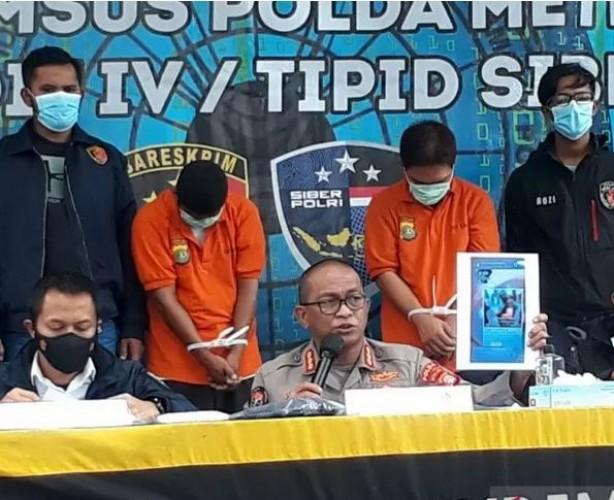 Polisi Tangkap Pemuda yang Ancam Bunuh Kapolda Metro Jaya