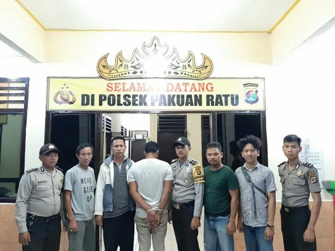 Polisi Tangkap PencuriKendaraan Bermotor di Tempat Wisata