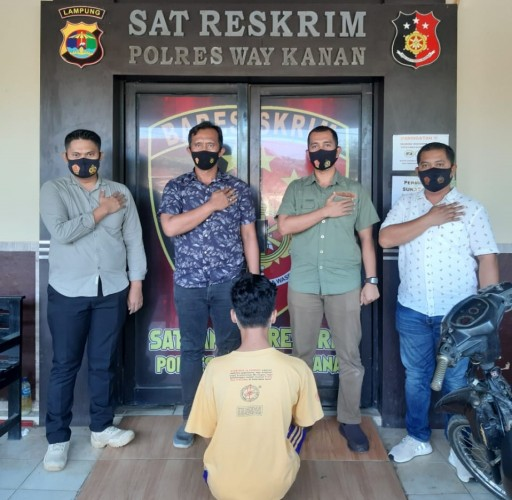 Polisi Tangkap Penganiaya Warga Kampung Negeri Baru