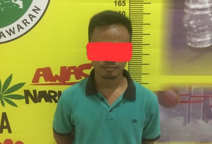 Polisi Tangkap Pengedar Ineks di Hiburan Orgen Tunggal