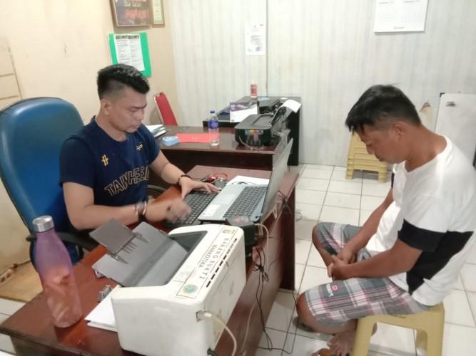 Polisi Tangkap Pengedar Narkoba di Lampung Utara