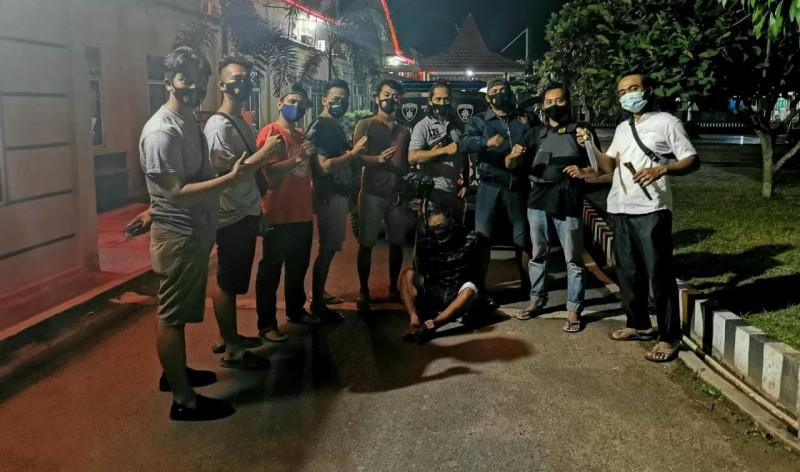 Polisi Tangkap Perampok Sadis di Mesuji