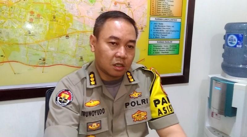 Polisi Terbakar di Cianjur Meninggal Dunia
