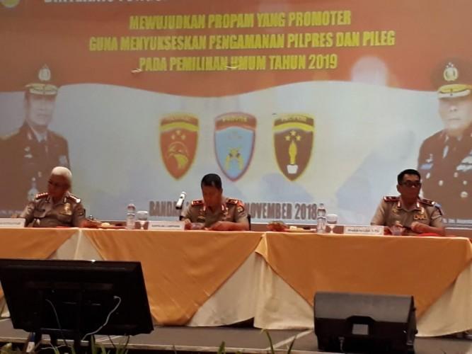 Polisi Terlibat Politik Praktis Siap-Siap Kena Sanksi