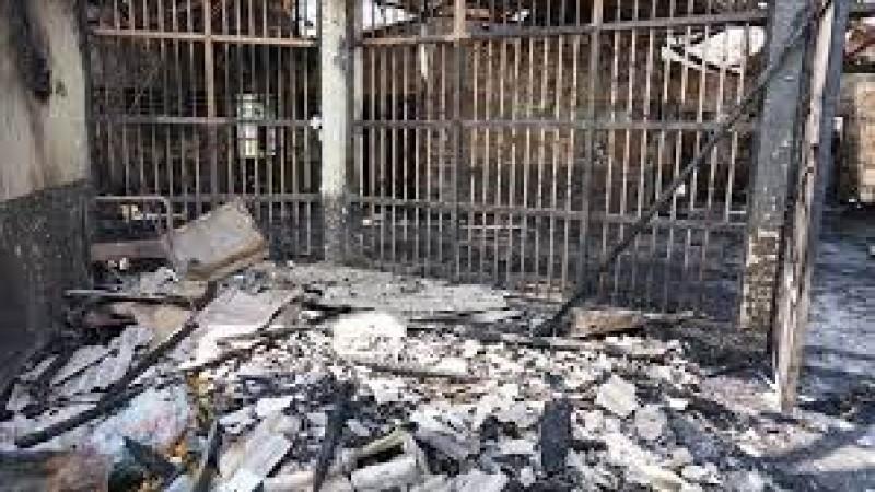 Polisi Tetapkan 3 Tersangka, Penyebab Kebakaran Lapas Masih Korsleting