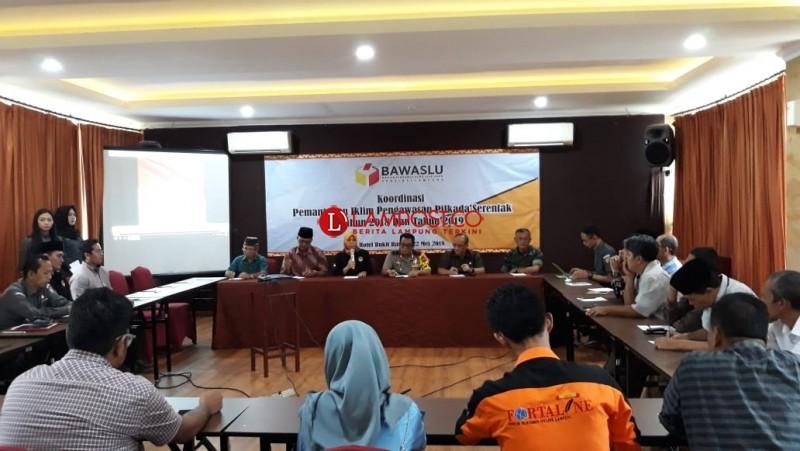 Polisi-TNI Komitmen Jaga Keamanan dan Awasi Pilkada