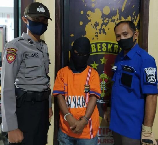 Polisi Tubaba Tangkap Tersangka Penculikan Anak