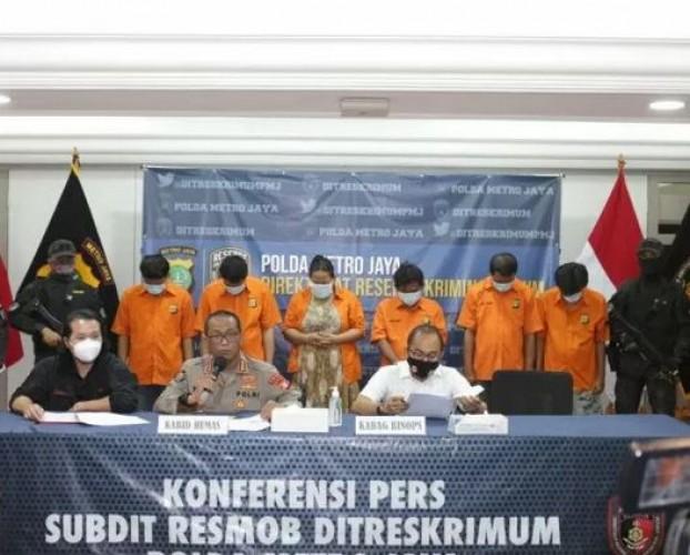 Polisi Ungkap Kasus Penculikan Wanita karena Utang Rp7 Miliar