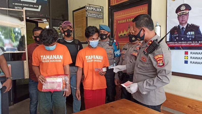 Polisi Ungkap Sindikat Peredaran Uang Palsu Asal Jakarta