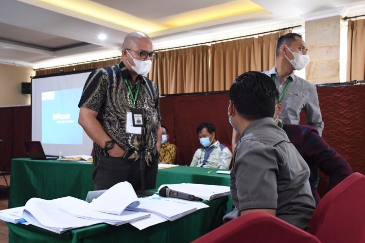 Politik Uang di Lampung Tengah Capai 32 Laporan