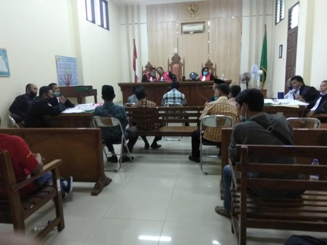 Politikus Lampung Bersaksi di Sidang Perkara Penipuan