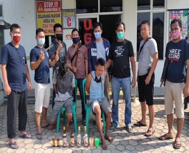 Polres Banjaragung Dalam Waktu Singkat Bekuk Pelaku Pembunuhan