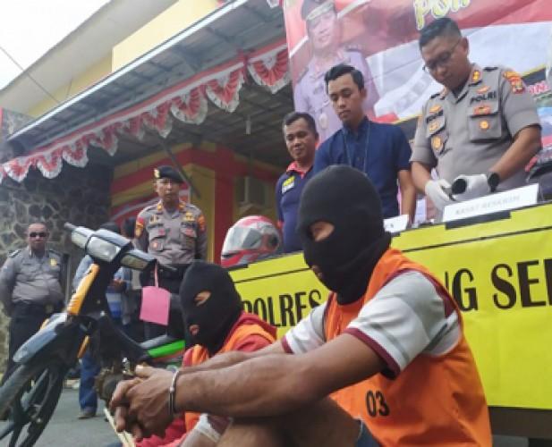 Polres Belum Temukan Keterlibatan Kasmin dalam Pembunuhan Agus