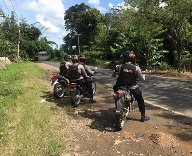 Polres Lampura Giatkan Patroli di Wilayah Rawan Kejahatan