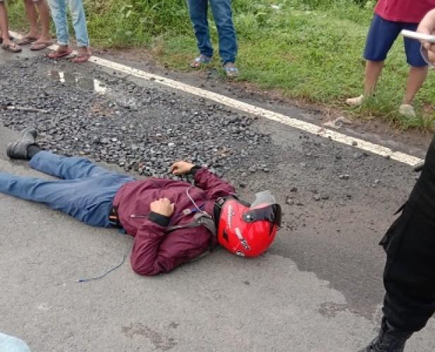 Polres Lamsel Dibantu Polda Kejar Pembunuh Cleaning Service