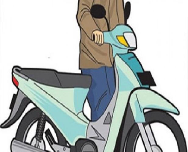Polres Lamtim Amankan Pencuri Motor