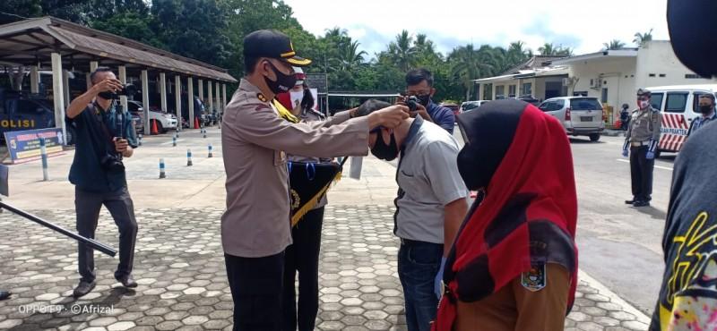 Polres Lamtim Gratiskan Perpanjangan SIM Bagi Warga Yang Lahir 1  Juli