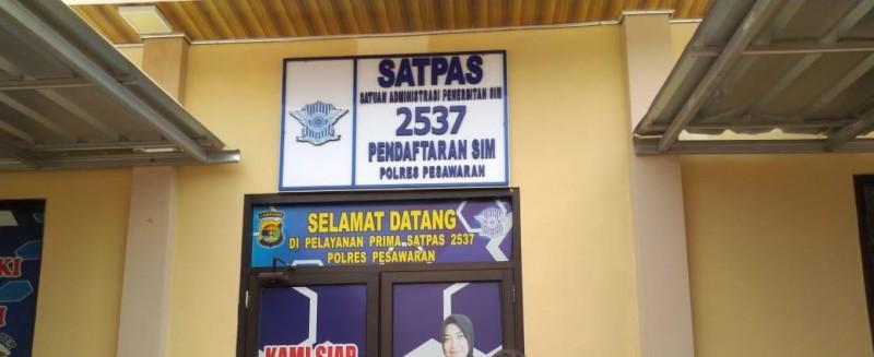 Polres Pesawaran Mulai Layani Smart SIM di 22 September
