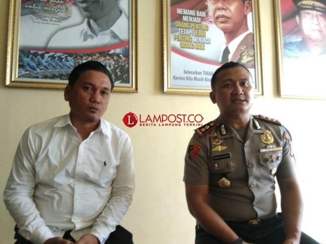 Polres Pesawaran Tunggu Hasil Autopsi Mahasiswa Diksar dari Kedokteran