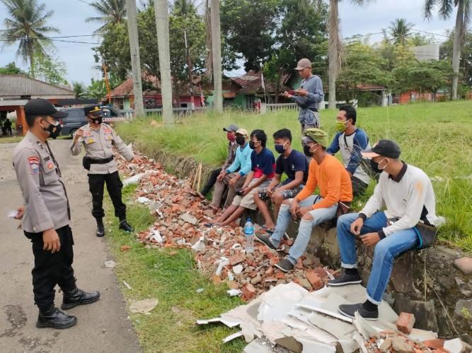 Premanisme dan Kenakalan Remaja di Pringsewu Diperangi