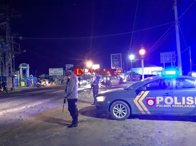 Polres Pringsewu Perketat Patroli Malam Sepanjang Nataru