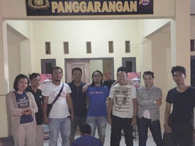 Polres Tanggamus Bekuk Pencabul Anak Tiri di Banten