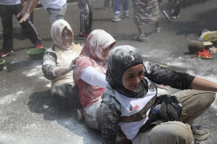 Polresta Bandar Lampung-PWI Gelar Lomba Kemerdekaan