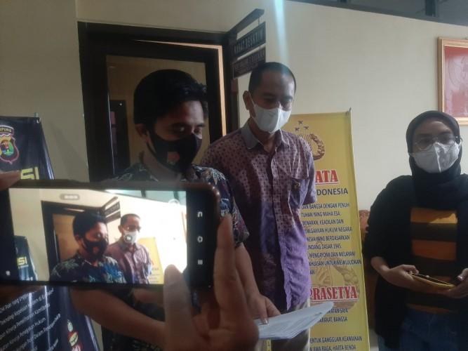 Polresta Cek Tarif PCR di Bandar Lampung