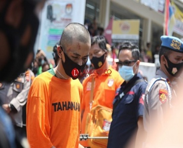 Polresta Kebut Lengkapi Berkas Penikaman Syeh Ali Jaber