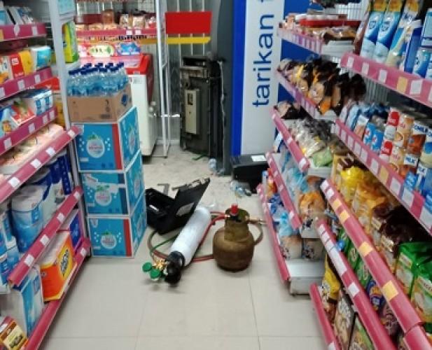 Polresta Masih Memburu Kawanan Pembobol ATM di Minimarket