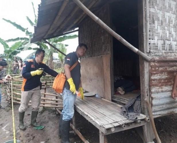 Polresta Membekuk Pelaku Pembunuhan Penggembala Kambing di Sukabumi