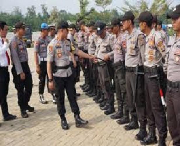 Polresta Menyiapkan 200 Personel Kawal Pendaftaran Bakal Calon Wali Kota