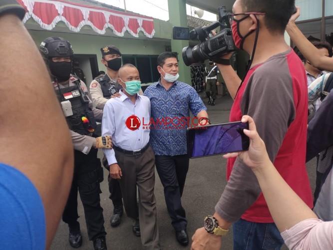 Polresta Periksa Letkol Gadungan yang Diamankan Denpom