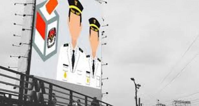 Polresta Tetapkan Perusak APK Yutuber DPO