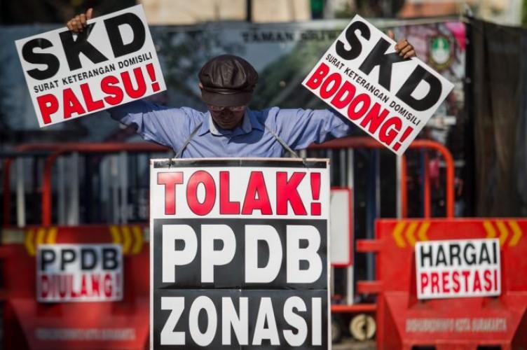 Polresta Tunggu Arahan Disdik Soal Pemalsuan Dokumen PPDB