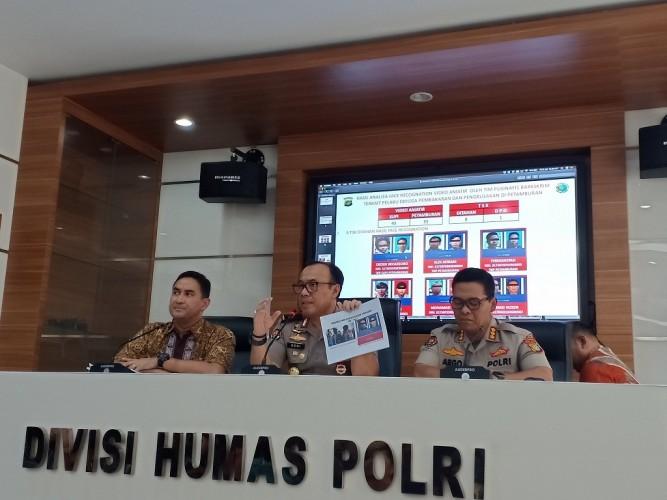 Polri: Ada 8 Kelompok yang Merancang Kerusuhan 21-22 Mei