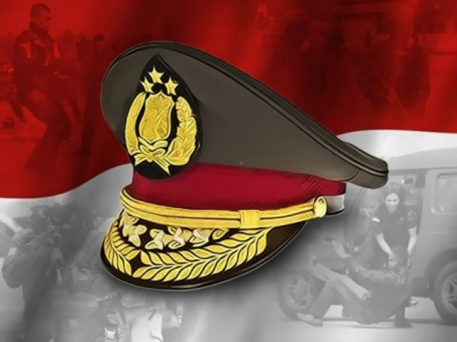Polri Mutasi Besar-besaran, 348 Perwira Digeser