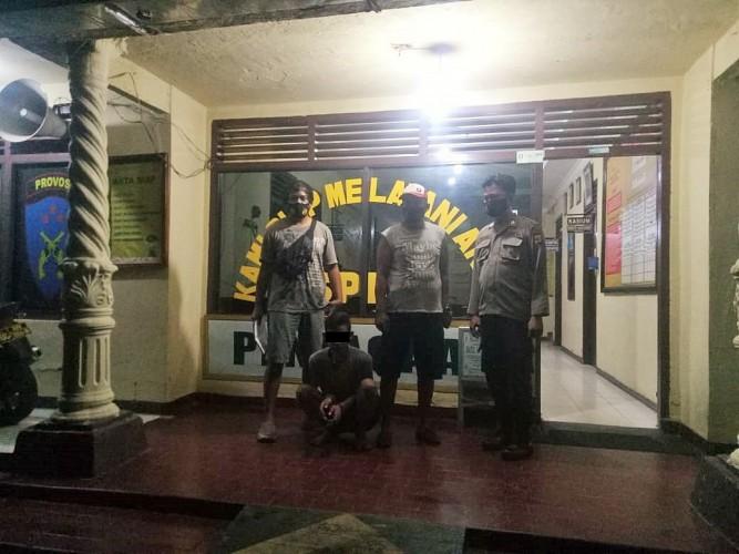 Polsek Blambangan Umpu Bekuk DPO Pelaku Penganiayaan