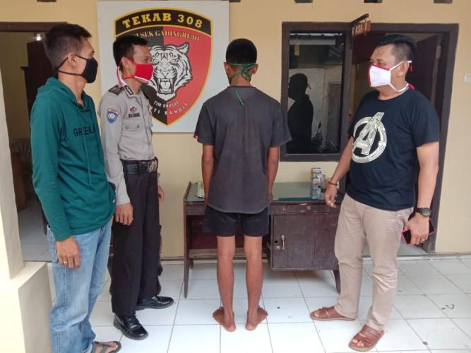 Polsek Gadingrejo Bekuk DPO Kasus Pencurian