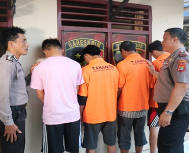 Polsek Pulau Panggung Ungkap Penjualan Anak di Bawah Umur