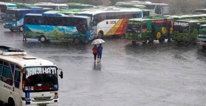Potensi Hujan Lokal di Sebagian Wilayah Lampung