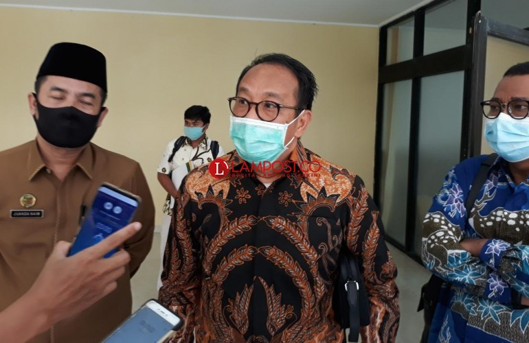 Potensi Zakat di Lampung Rp4 Triliun Per Tahun
