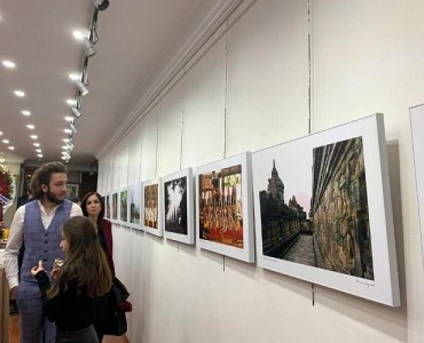 Potret Keindahan Indonesia Dipamerkan di Turki